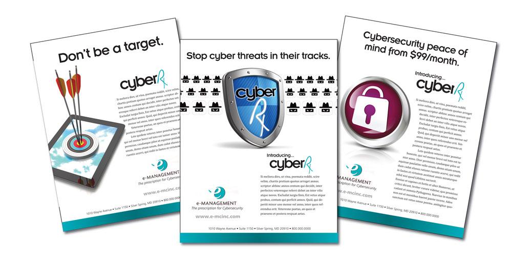eManagement / CyberRX Ads